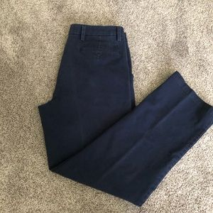 Men's Docker navy pants